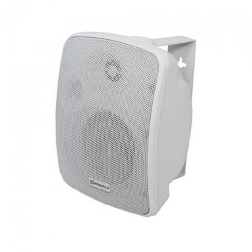 "Adastra FC Series 4"" Compact Background Speaker White"