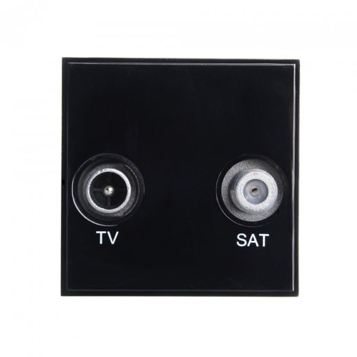 Antiference TV & Satellite Module Black
