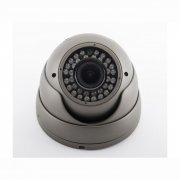 Basics IR Dome Camera 1000TVL 2.8 - 12mm Varifocal Lens 238 (White)