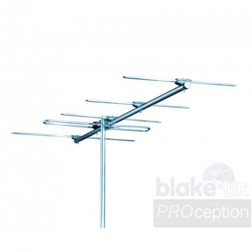 Blake UK 12 Element Astrabream VHF/DAB Aerial