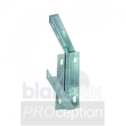 "Blake UK 12"" x 12"" Welded Wall Bracket Galvanised"