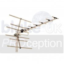 Blake UK 16 Element / 10 Director Super Range Folded Dipole Aerial