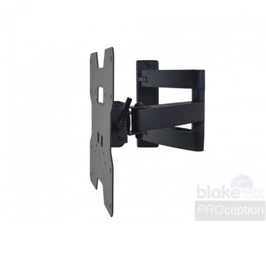 "Blake UK Articulated Double Arm TV Mount for Screens 24"" up to 37"""