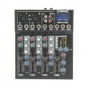 Citronic CM4-LIVE Compact Mixer 4 channel + USB/SD Player