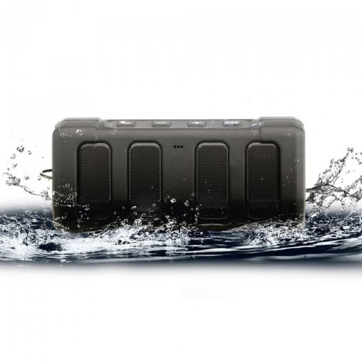 Marmitek BoomBoom 250 - Water & Shock Proof Bluetooth Speaker