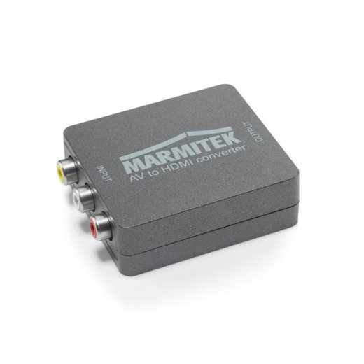Marmitek Connect AH31 - RCA / SCART to HDMI Converter