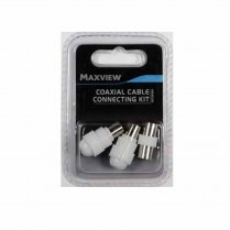 Maxview TV/FM Coaxial Cable Connecting Kit