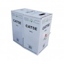 SAC CAT 5E  Networking Cable 305m (CCA)