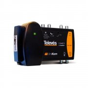 Televes Minikom Launch Amplifier 1in (VHF/UHF/SAT)