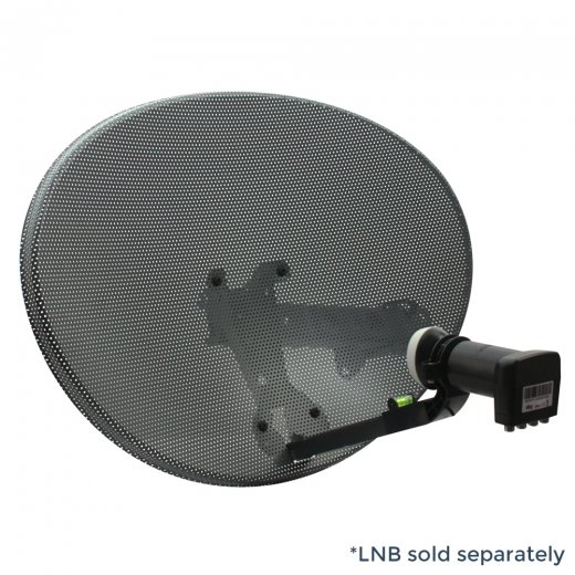 Triax 44cm Eliptical Satellite Dish for SKY & Freesat