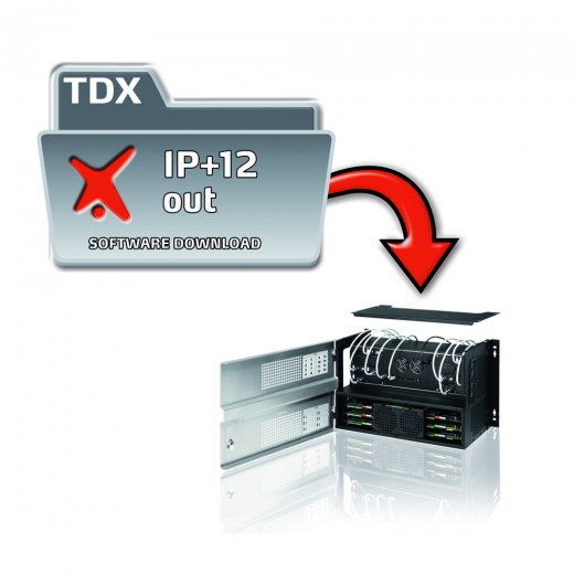 Triax TDX IPTV-out 12 service - Extension pack