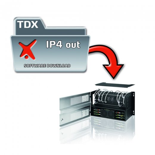 Triax TDX IPTV-out 4 service - Start Pack