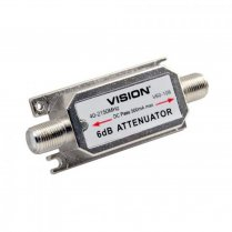 Vision 6dB Attenuator for IRS / MATV System