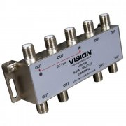 Vision 8-way Single-port DC Pass Splitter