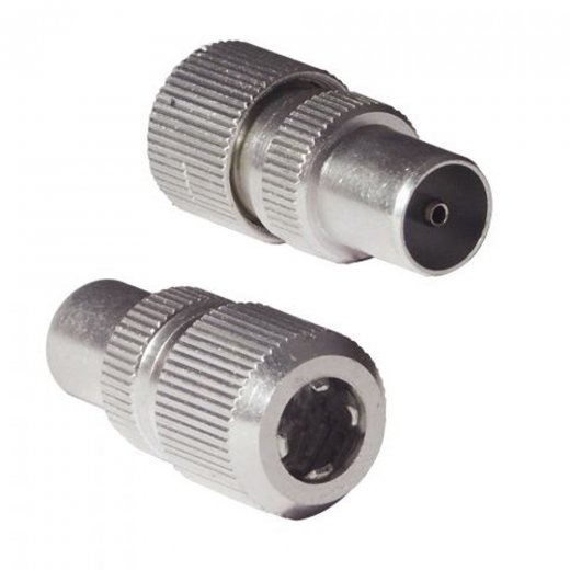 Vision Aluminium Type 100 Twist On IEC Plug